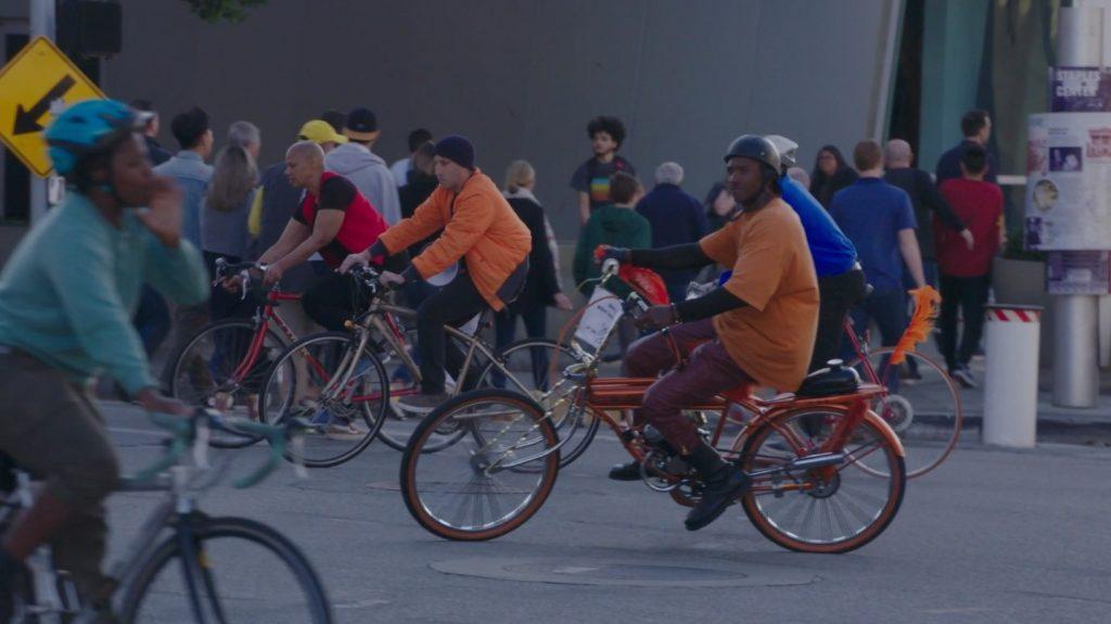 POSTER BICYCLE BIKE RIDE COSTA TASMANIA AUSTRALIA CYCLING VINTAGE REPRO FREE S//H